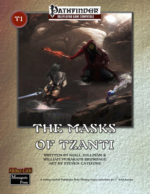 The Masks of Tzanti