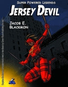 Super Powered Legends: Jersey Devil