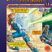 San Angelo City of Heroes (4th Edition)