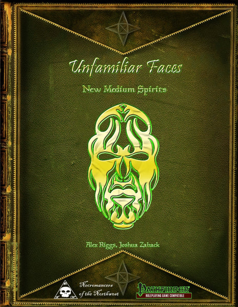 Unfamiliar Faces: New Medium Spirits