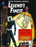 Super Powered Legends: Legend's Finest