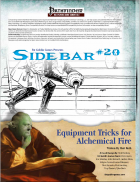Sidebar 20 - Equipment Tricks for Alchemical Fire