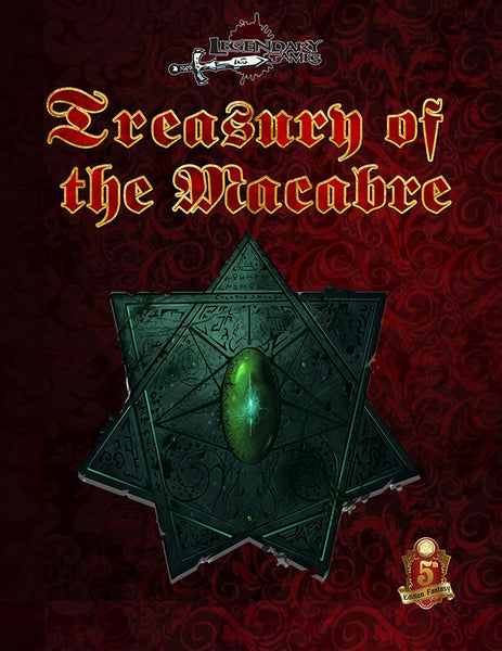 Treasury of the Macabre (5E)