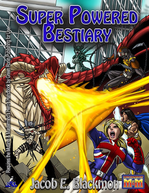Super Powered Bestiary