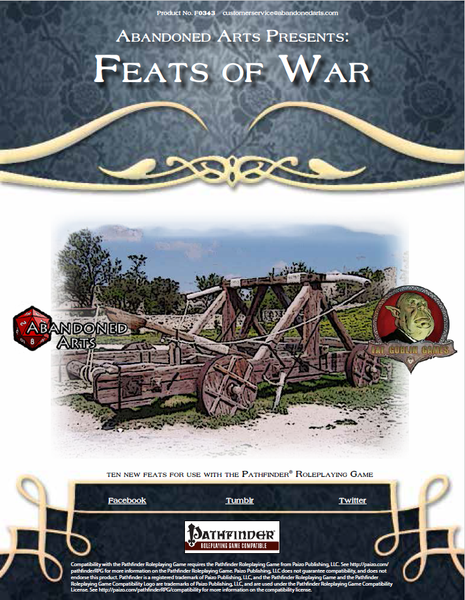 Feats of War