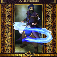 Occult Character Codex: Kineticists