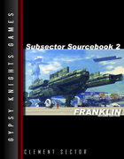 Subsector Sourcebook 2: Franklin 2nd edition (OGL Version)