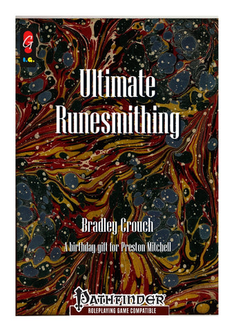 Ultimate Runesmithing