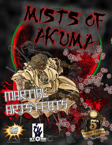 Mists of Akuma: Martial Arts