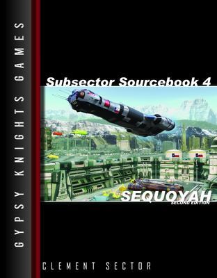 Subsector Sourcebook 4: Sequoyah 2nd edition (OGL Version)