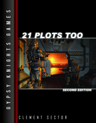 21 Plots Too 2nd edition (OGL Version)