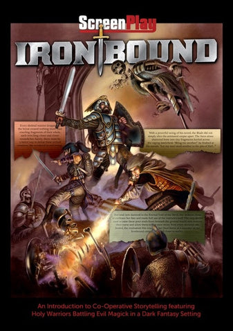 ScreenPlay Presents: Ironbound