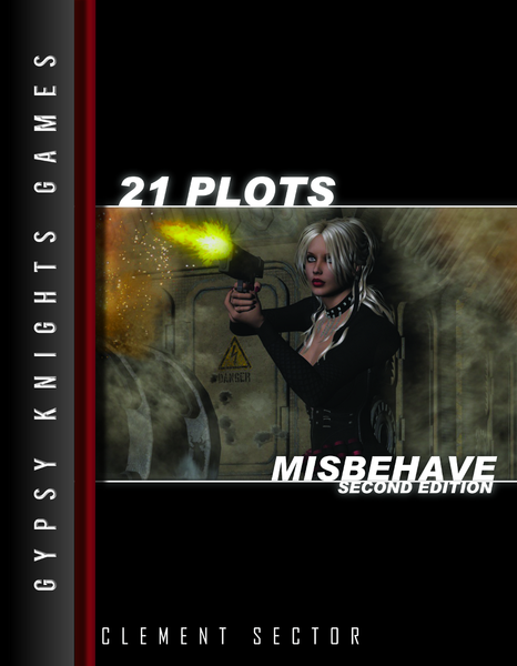 21 Plots: Misbehave 2nd edition (OGL Version)