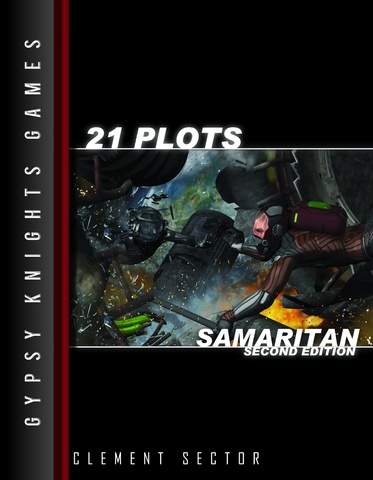 21 Plots: Samaritan 2nd edition (OGL Version)