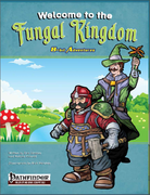 8-Bit Kingdom - Welcome to the Fungal Kingdom