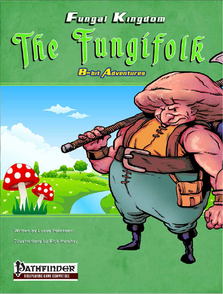 8-Bit Adventures - The Fungifolk