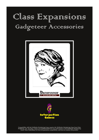 Class Expansions: Gadgeteer Accessories