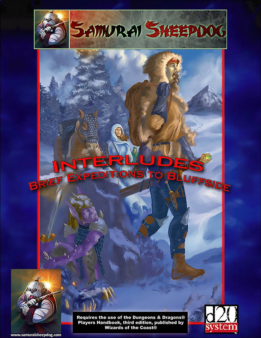 Interludes: A Brief Expedition to Bluffside