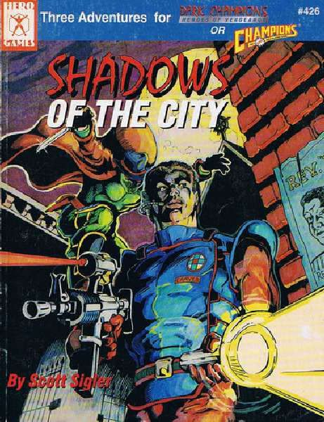 Shadow of the City (4th Edition)