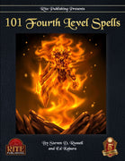 101 4th Level Spells (5E)