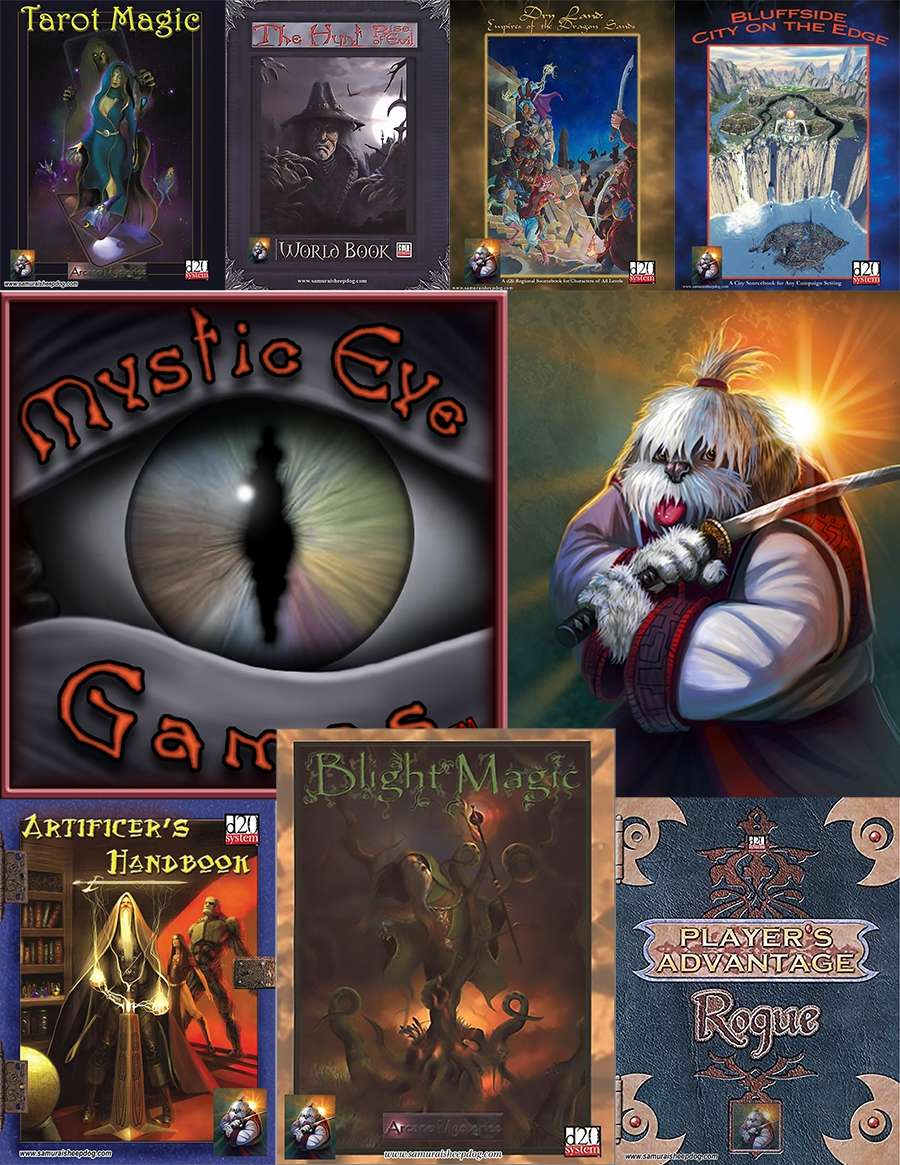 Mystic Eye Games Ultimate Fan Classic Collection [BUNDLE]