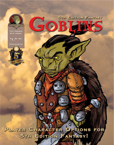 5th Edition Racial Options - Goblins!