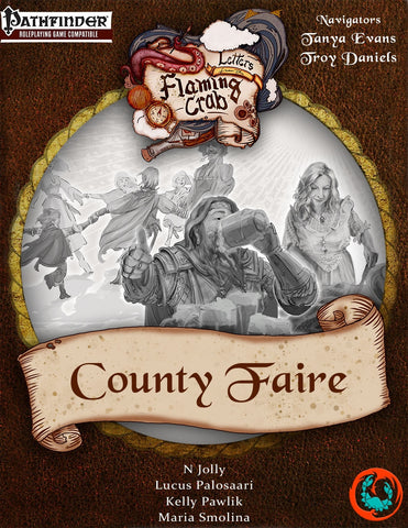 Letters from the Flaming Crab: County Faire