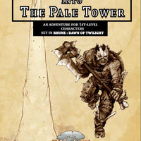 Into the Pale Tower