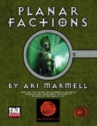Secrets of the Planes: Planar Factions