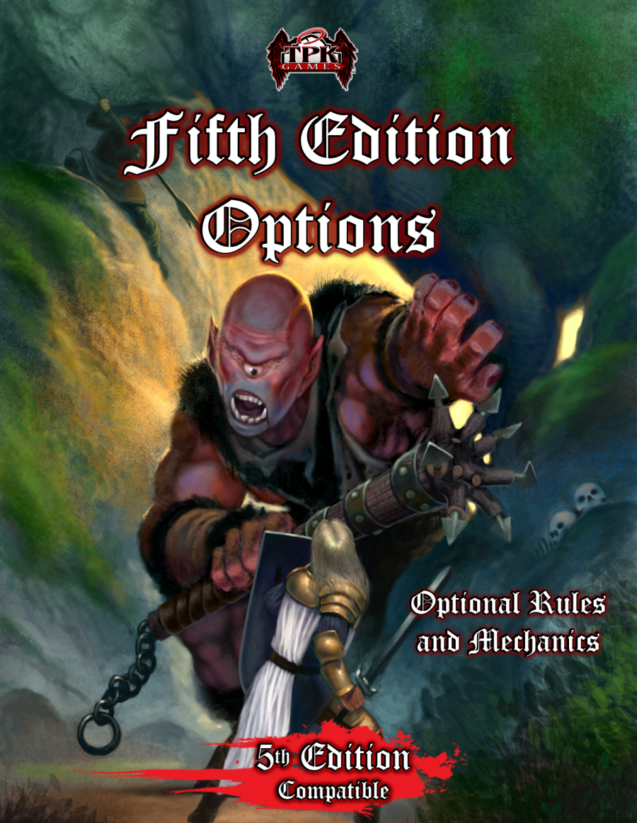 Fifth Edition Options