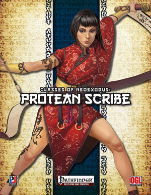 Classes of NeoExodus: Protean Scribe