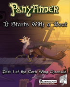 Ponyfinder: It Starts With a Boat