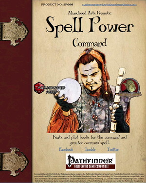 Spell Power: Command