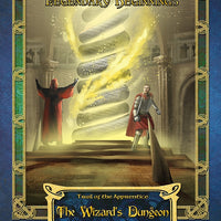 Trail of the Apprentice: The Wizard's Dungeon for Pathfinder