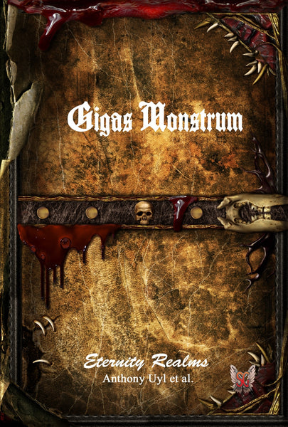 Gigas Monstrum: Book 1