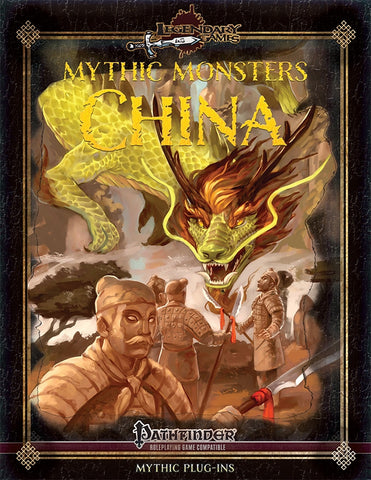 Mythic Monsters 38: China