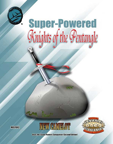 Super-Powered: Knights of the Pentangle