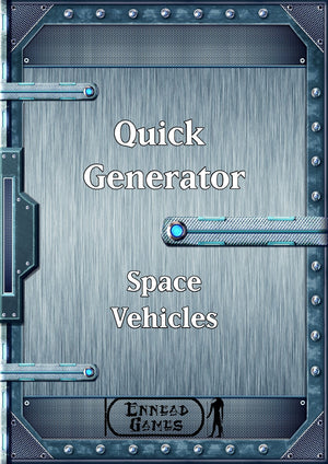 Quick Generator - Space Vehicles
