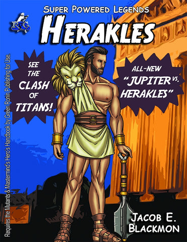 Super Powered Legends: Herakles