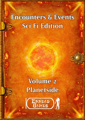 Encounters & Events - Sci-Fi Volume 2 - Planetside