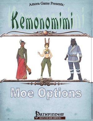 Kemonomimi - Moe Options