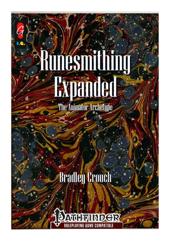 Runesmithing Expanded - The Animator Archetype