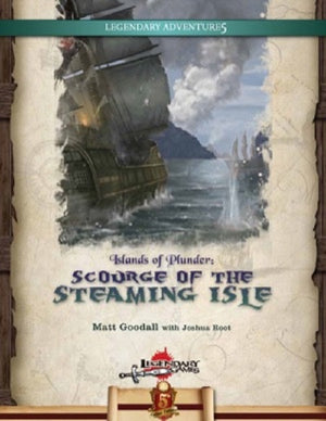 Islands of Plunder: Scourge of the Steaming Isle (5E)