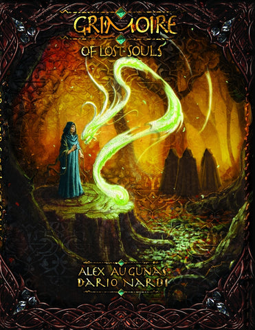 Grimoire of Lost Souls