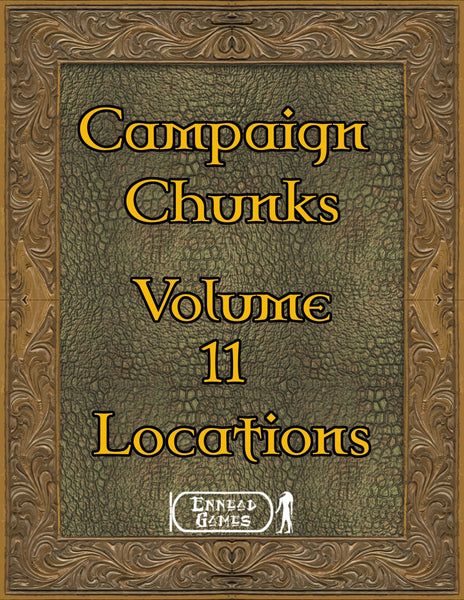 Campaign Chunks Volume 11 - Locations