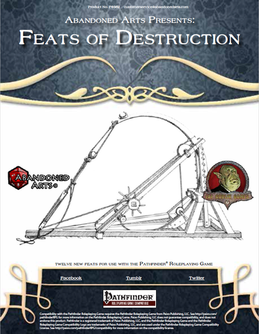 Feats of Destruction