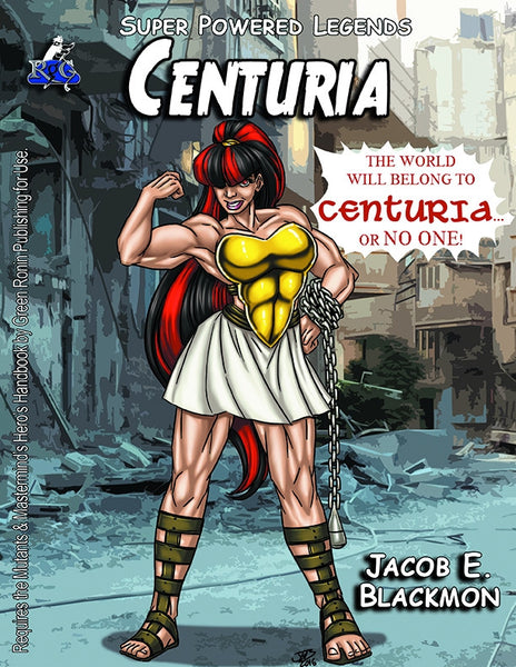 Super Powered Legends: Centuria