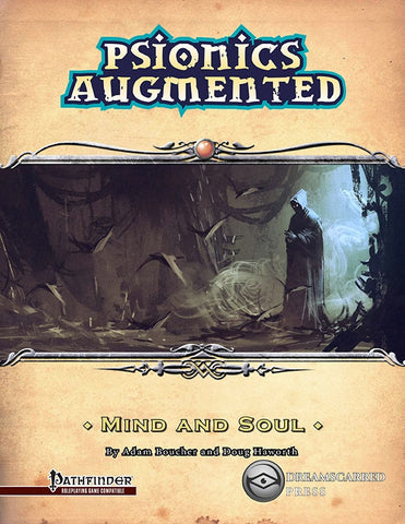 Psionics Augmented: Occult - Mind and Soul