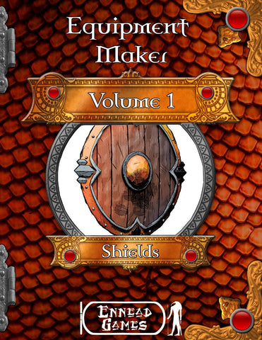 Equipment Maker 1 - Shields