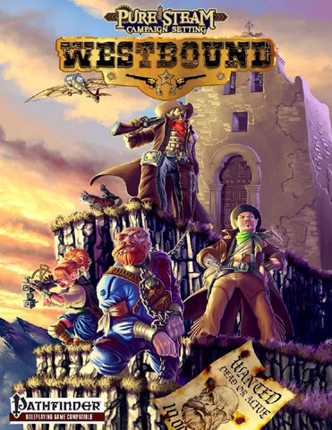 Pure Steam Campaign Setting: WestBound